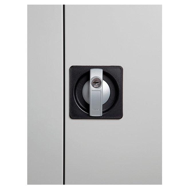 Garderobekast / Werkkast AUNC.180x80x50 cm
