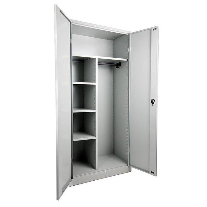 Garderobekast AUNC.195x92x50 cm