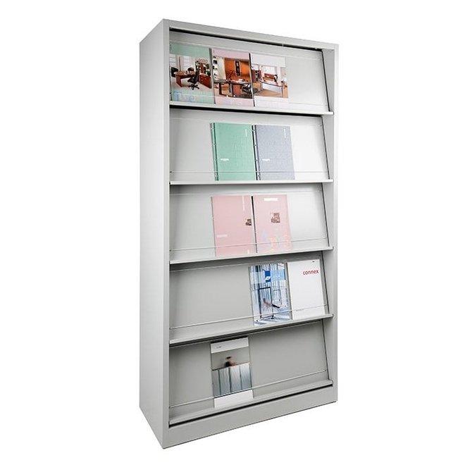 Tijdschriftkast  AMGC.FS.1 - 195x100x42 cm
