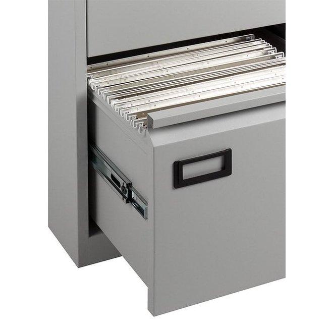 Dossierladenkast Met 4 Laden AFGC.4 - 132x46x62 cm