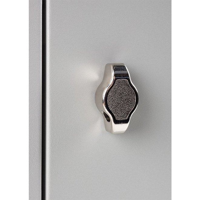 Mini-Locker Met 27 Kluisjes APEL.27 - 188x61x15 cm