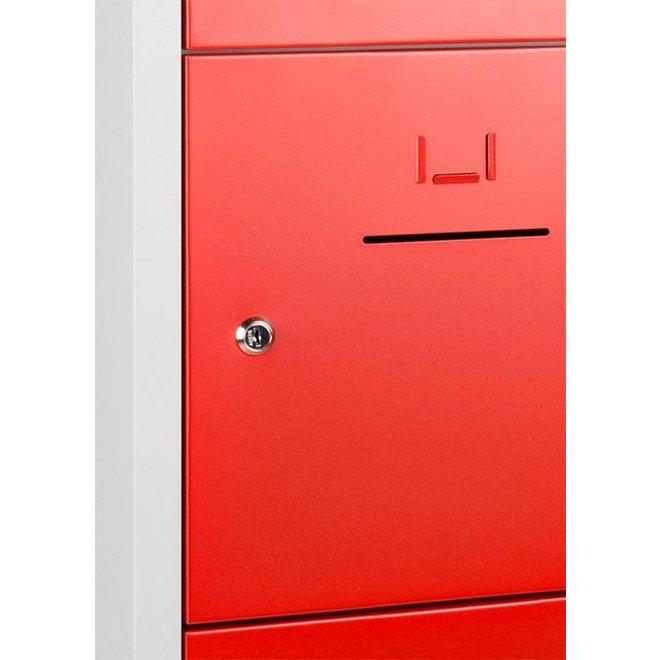 Lockerkast ASHC.10 Model 2 Koloms En 10 Deuren