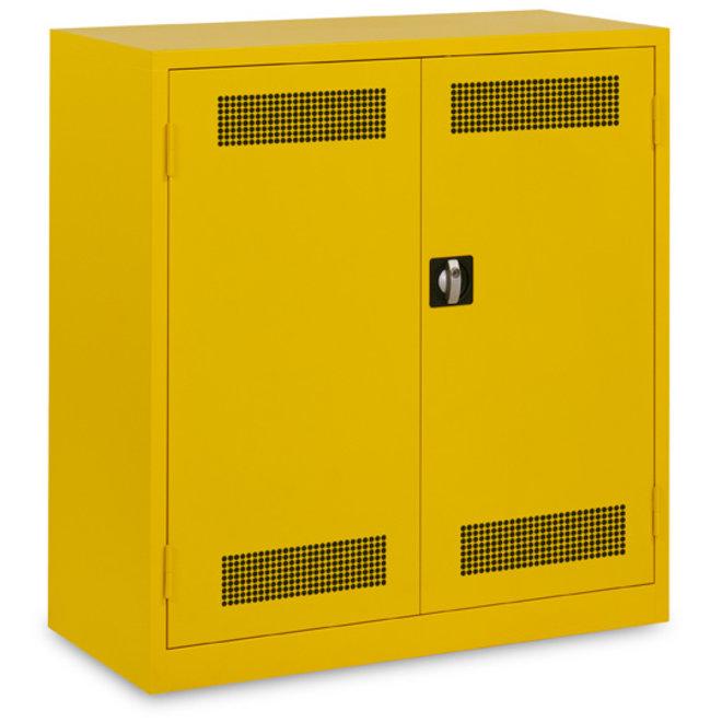 Chemiekast ADMC Laag 1-deurs