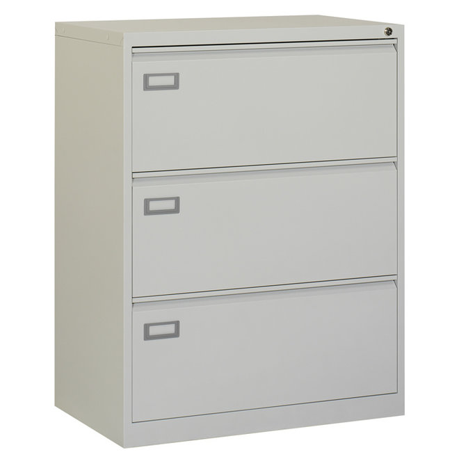 Dossierladenkast Met 3 Laden ACHW.3 - 102x84x62 cm