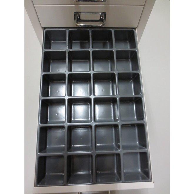 Multiladenkast Met 10 Laden AOCH10 - 66x28x42 cm