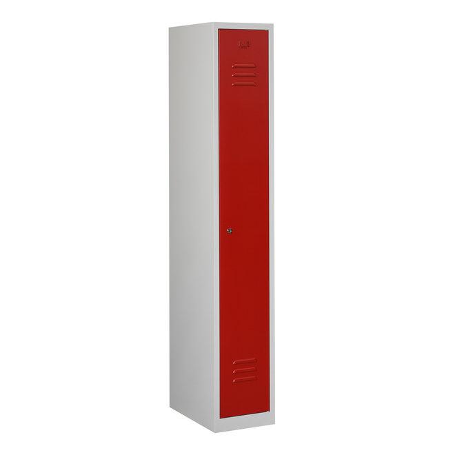 Locker 1-deurs ARH.1.1.GR/RO Kolom 30 cm Breed