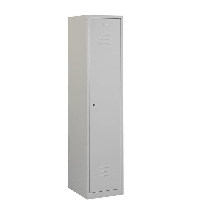 Locker 1-deurs ARHT.1.1.GR/GR Kolom 40 cm Breed