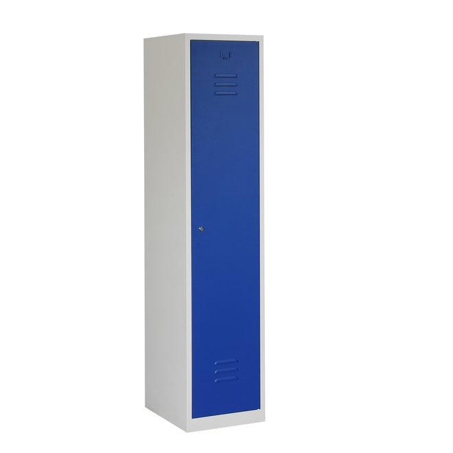 Locker 1-deurs ARHT.1.1.GR/BL Kolom 40 cm Breed