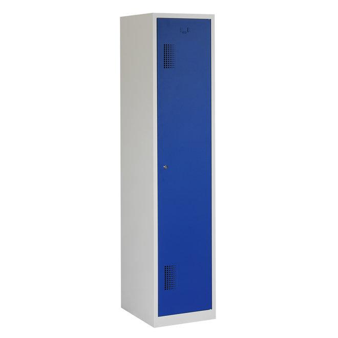 Locker 1-deurs ANHT.1.1.GR/BL Kolom 40 cm Breed