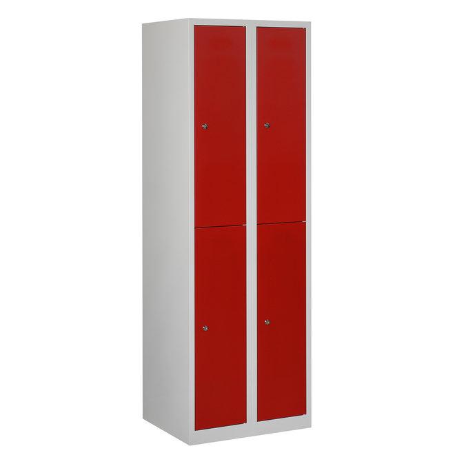 Locker 4-deurs APH.2.4.GR/RO K30