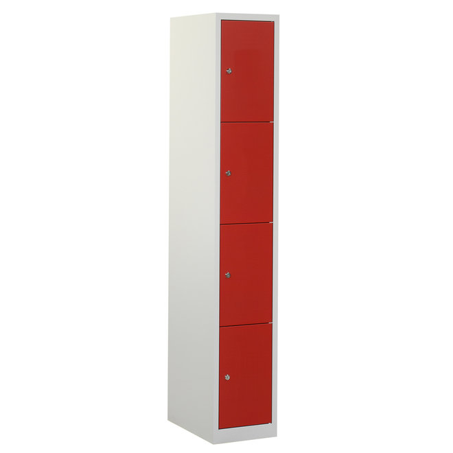 Locker 4-deurs APH.1.4.GR/RO K30