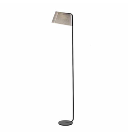 SECTO DESIGN OWALO 7010 FLOOR LAMP IN BLACK