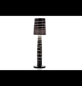 SERRALUNGA LADYJANE FLOOR LAMP IN BLACK