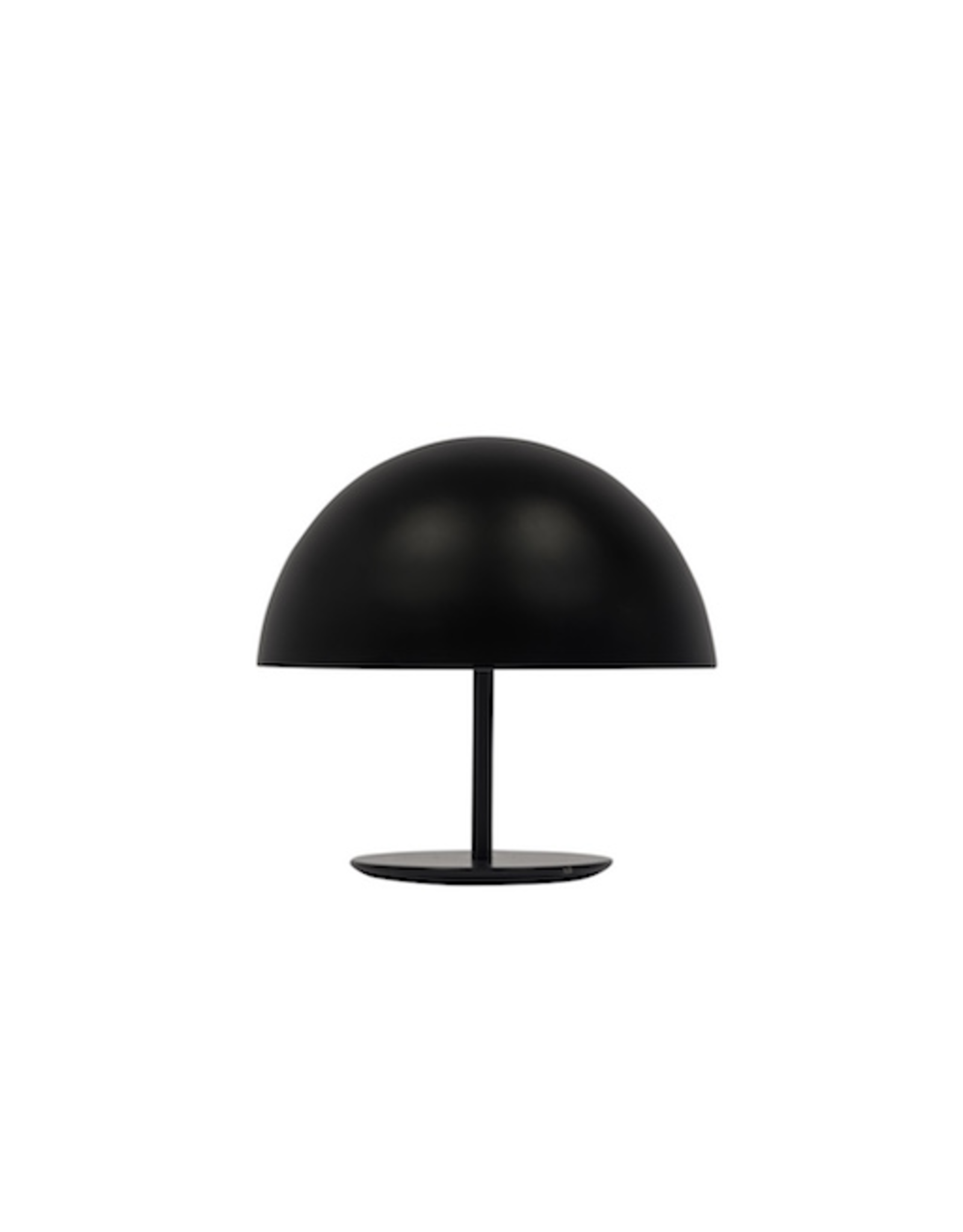 BABY DOME 黑色铝造台灯
