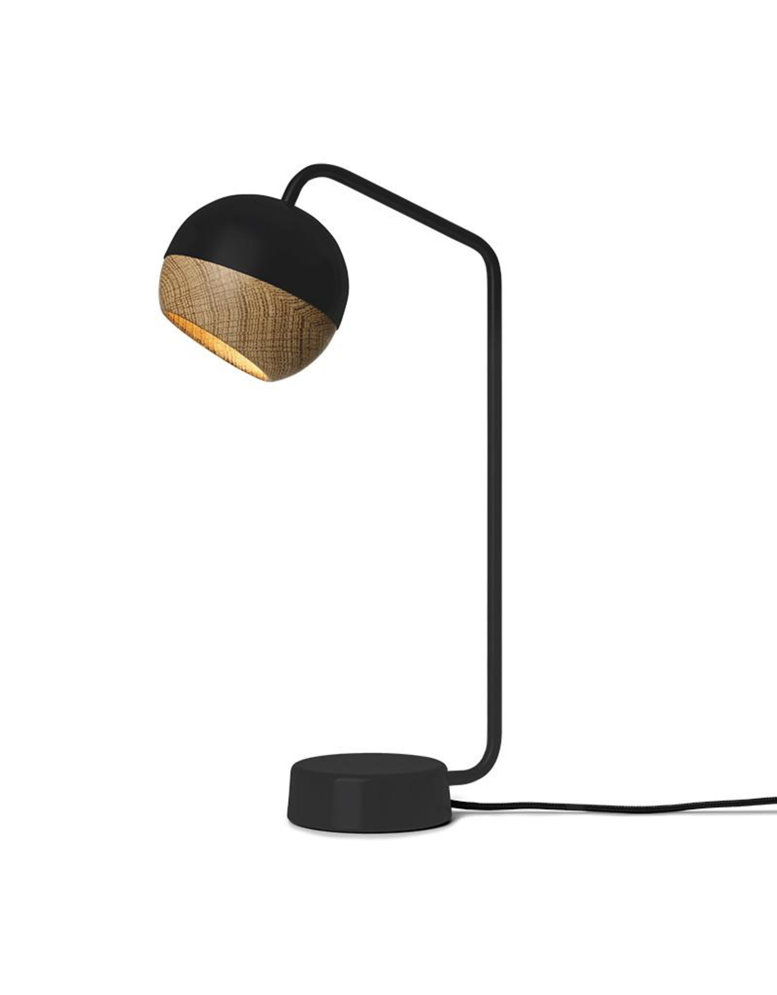MATER RAY TABLE LAMP IN BLACK