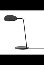 LEAF 黑色台灯