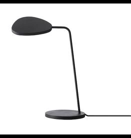 LEAF TABLE LAMP IN BLACK