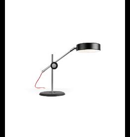 ATELJE LYKTAN SIMRIS 黑色 LED 檯燈