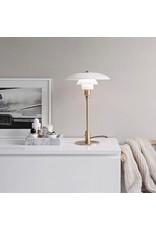 PH 3/2 蛋白石玻璃罩台燈
