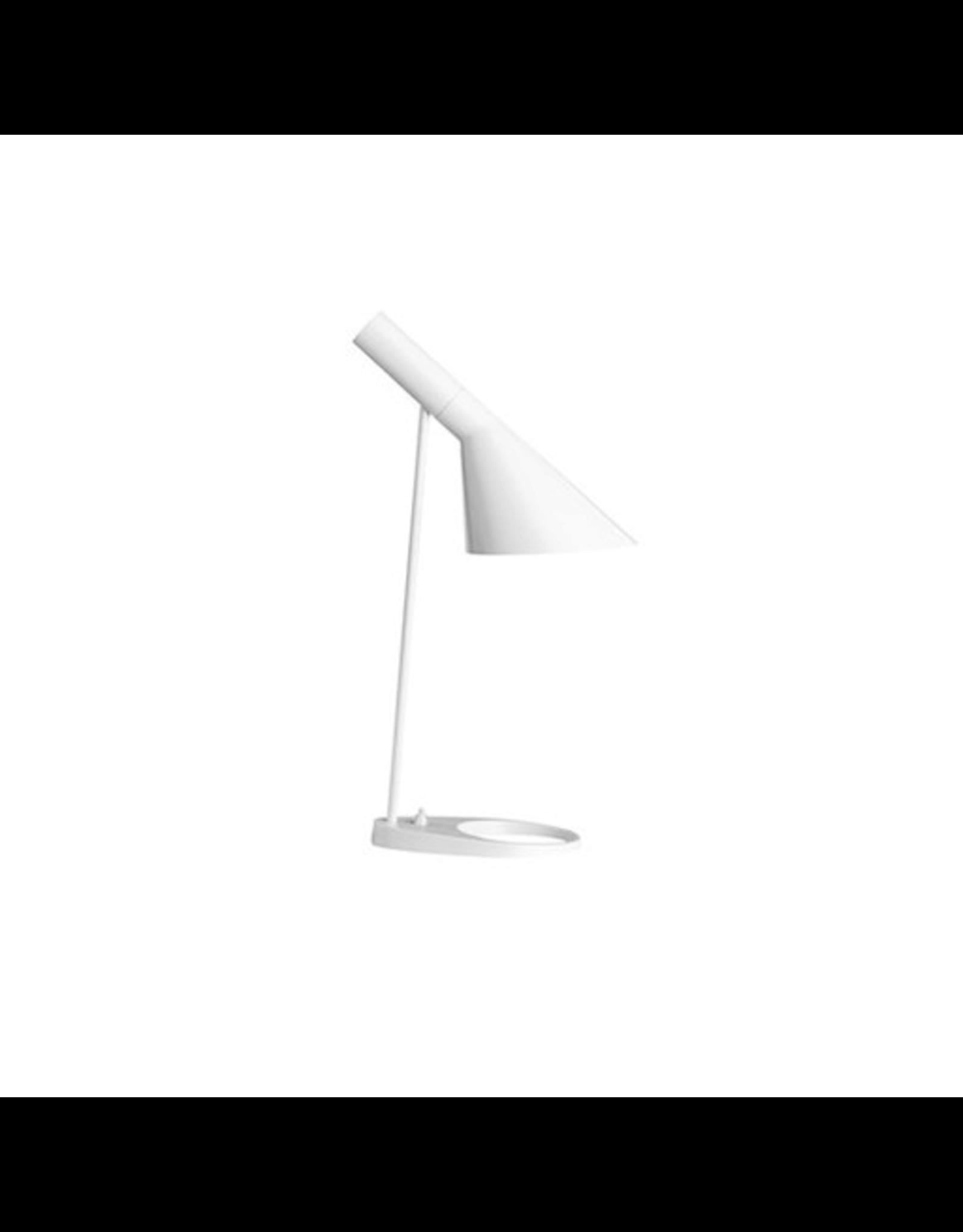 AJ白色台灯