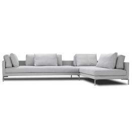 EILERSEN PLANO L-SHAPE SOFA