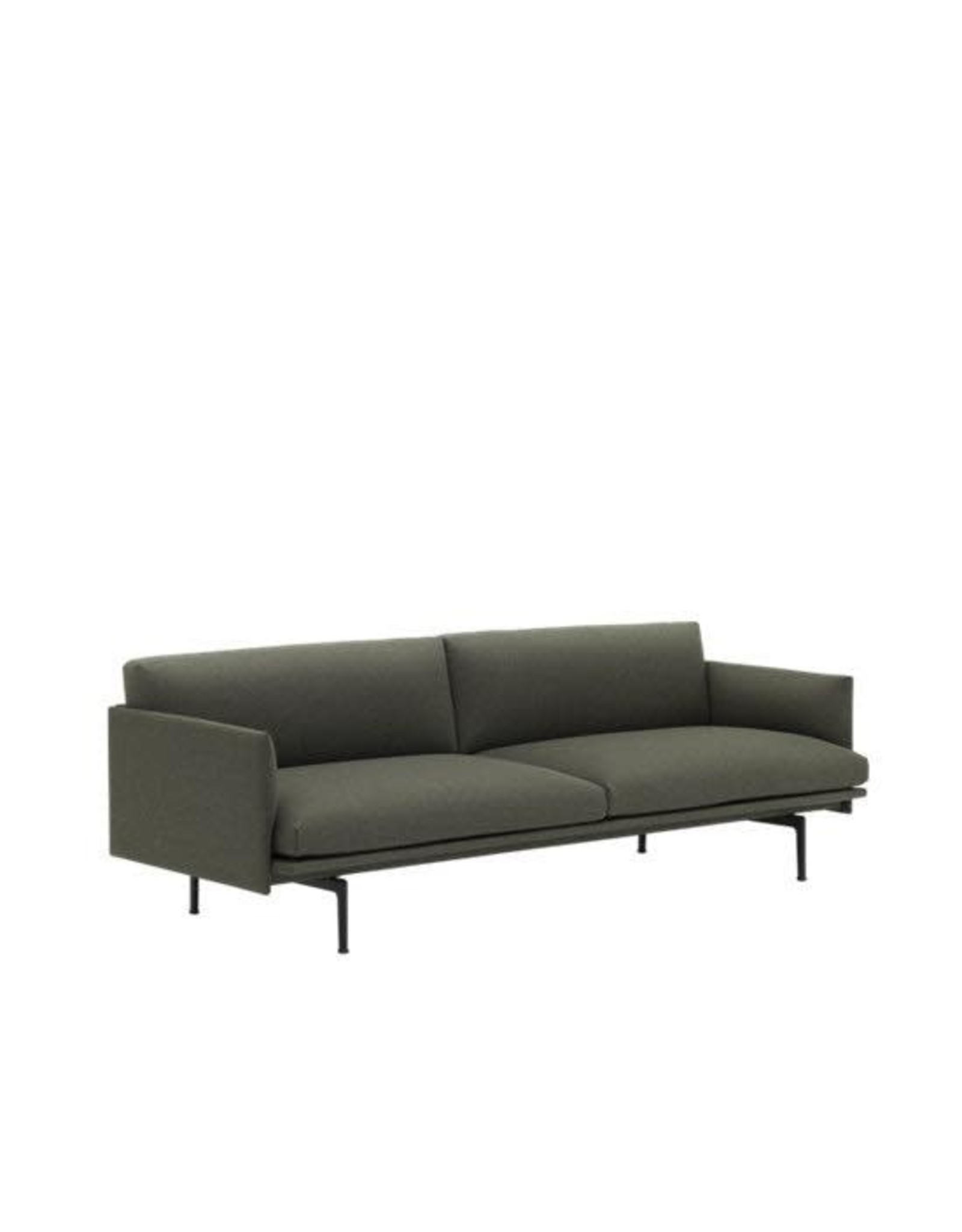 OUTLINE 3-SEATER SOFA