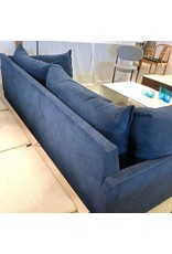 EILERSEN BUTTERFLY 藍色布藝沙發