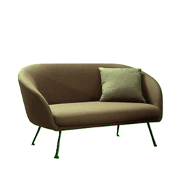 WON DESIGN CORNET 2 SEATER SOFA