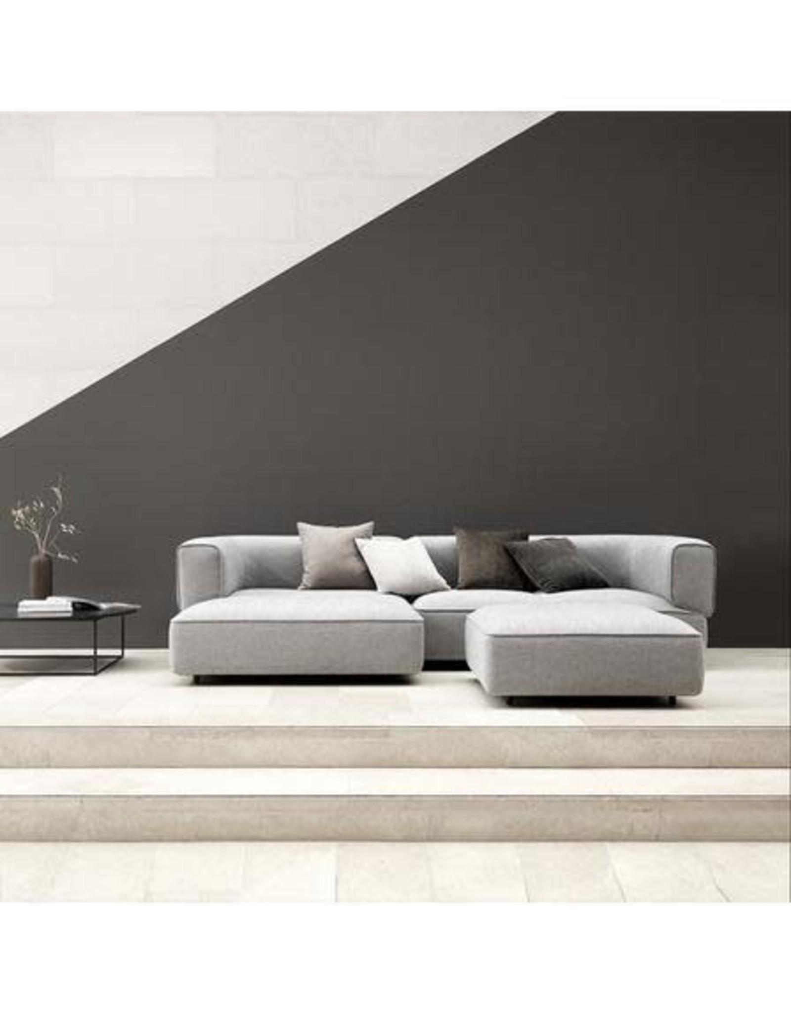 POFF L型 SASSO 灰色沙發