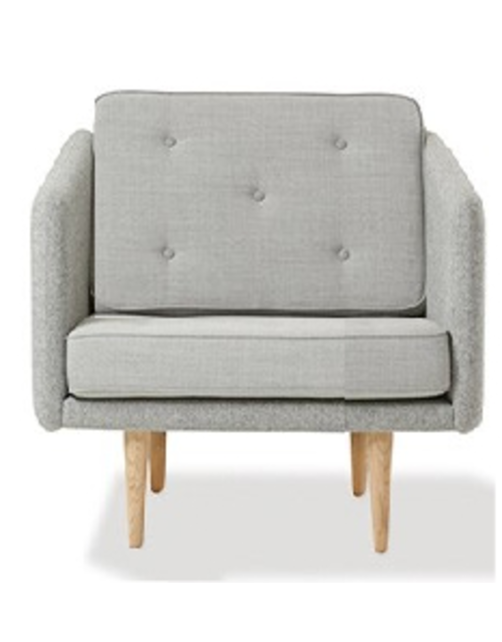 FREDERICIA 2001 NO. 1 CHAIR IN FABRIC (DISPLAY ITEM)