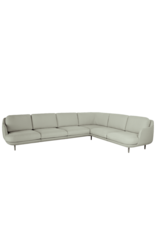 JH610 LUNE 6-SEATER SOFA WITH CORNER