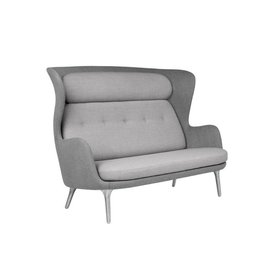 FRITZ HANSEN JH110 RO 暖灰色兩座位沙發