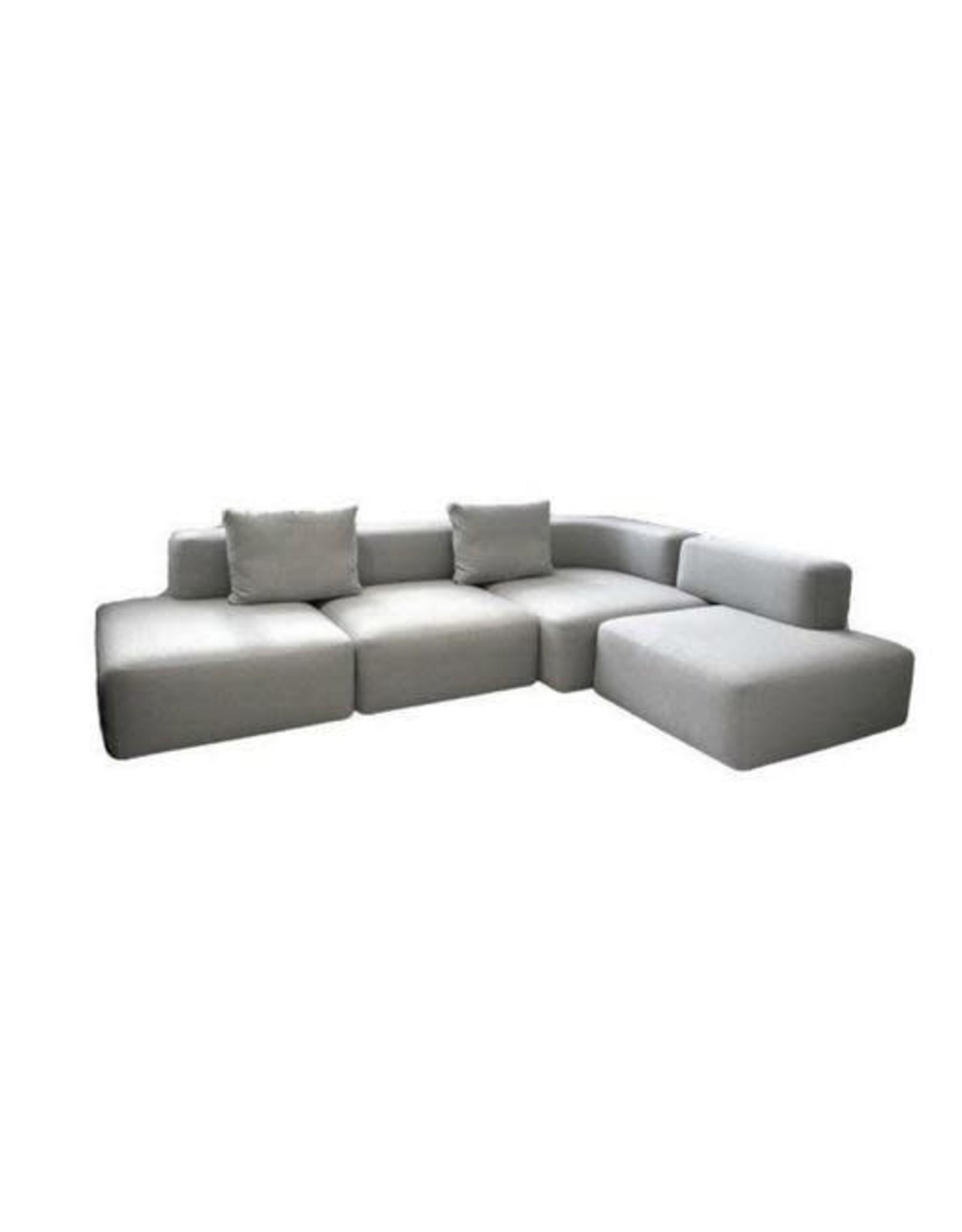 ALPHABET 四座位沙發