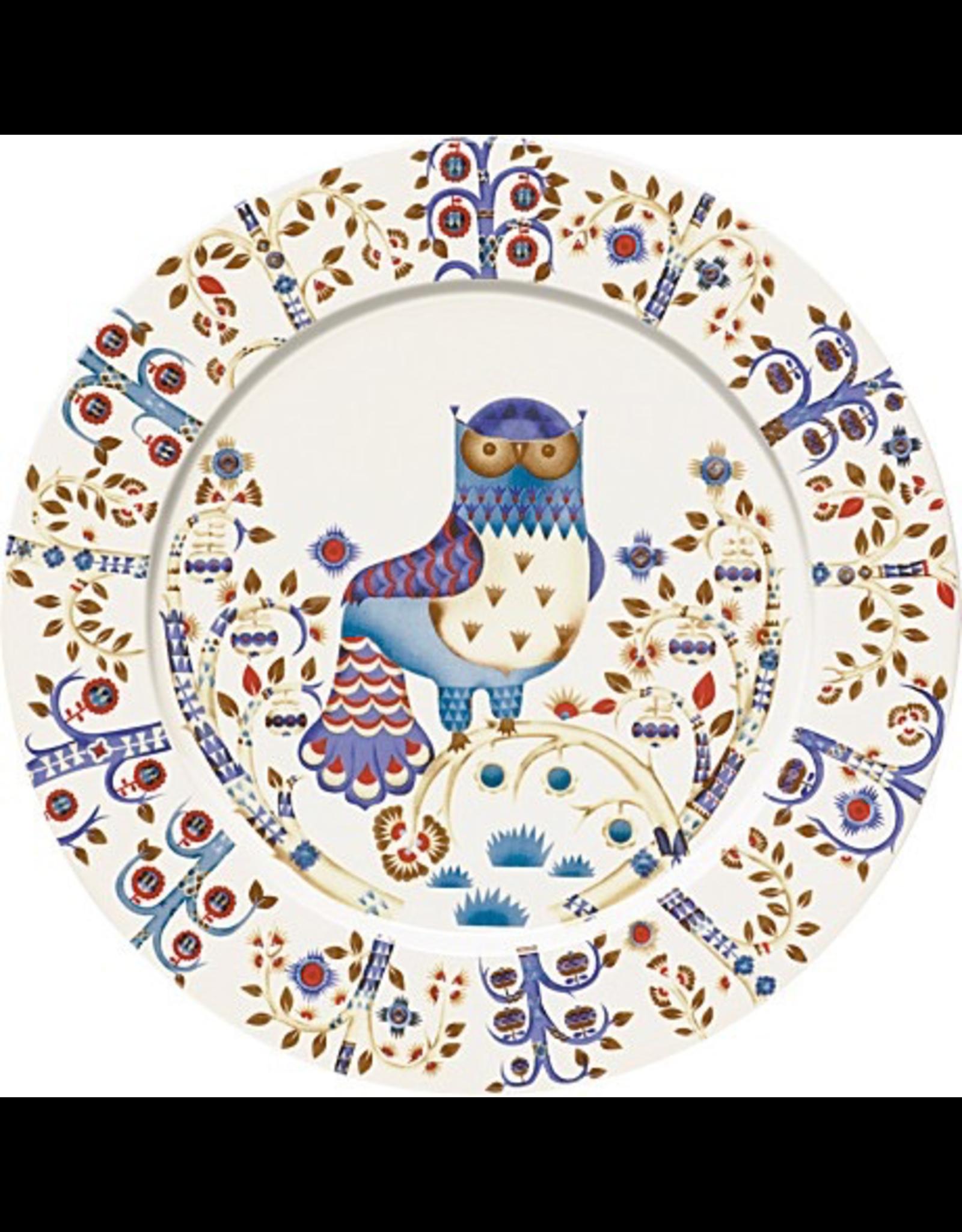 IITTALA TAIKA WHITE PLATE