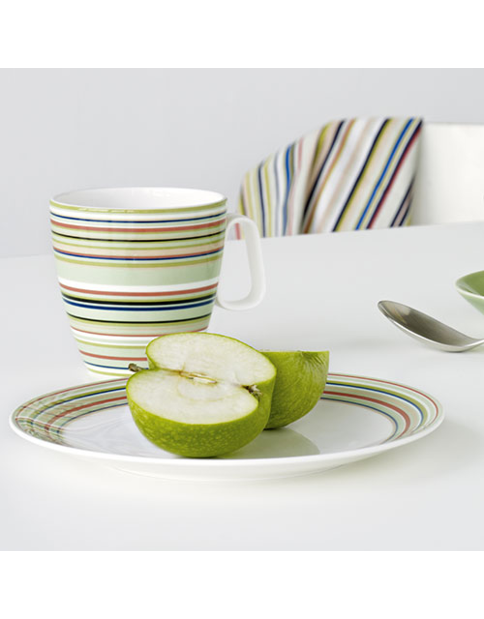 ORIGO 綠色餐具