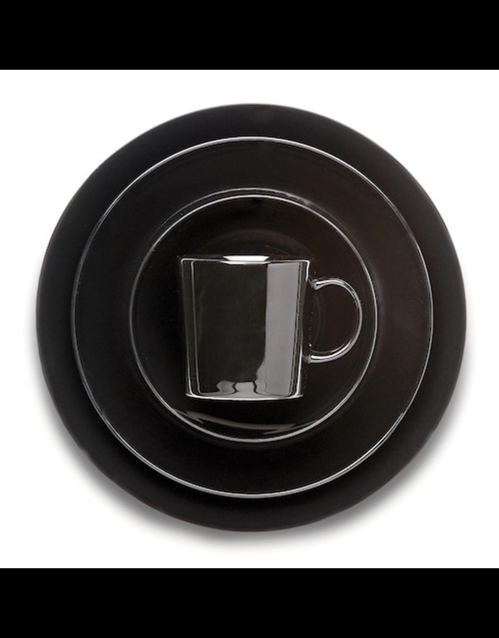 IITTALA TEEMA BLACK TABLEWARE
