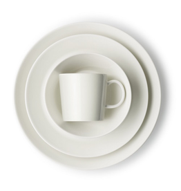 IITTALA TEEMA WHITE TABLEWARE