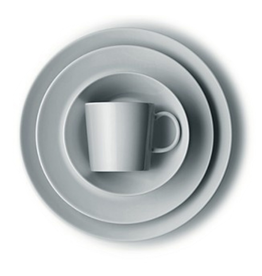 TEEMA 珍珠灰色系列餐具