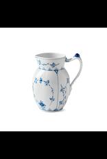 皇家哥本哈根 BLUE FLUTED PLAIN 平邊唐草水壺, 38CL