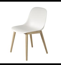 FIBER SIDE CHAIR 白色纤维椅子