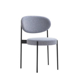 VERPAN SERIES 430 CHAIR FULLY UPHOLSTERED IN FABRIC