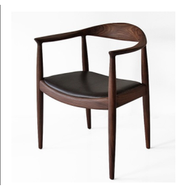 PP MØBLER PP503 THE CHAIR IN CLEAR BIO OIL TREATED WALNUT