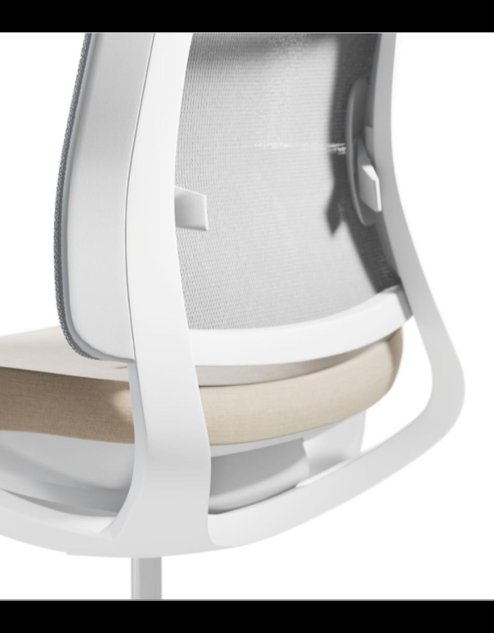 PROFIM VIOLLE 151SFL 扶手滾輪辦公椅
