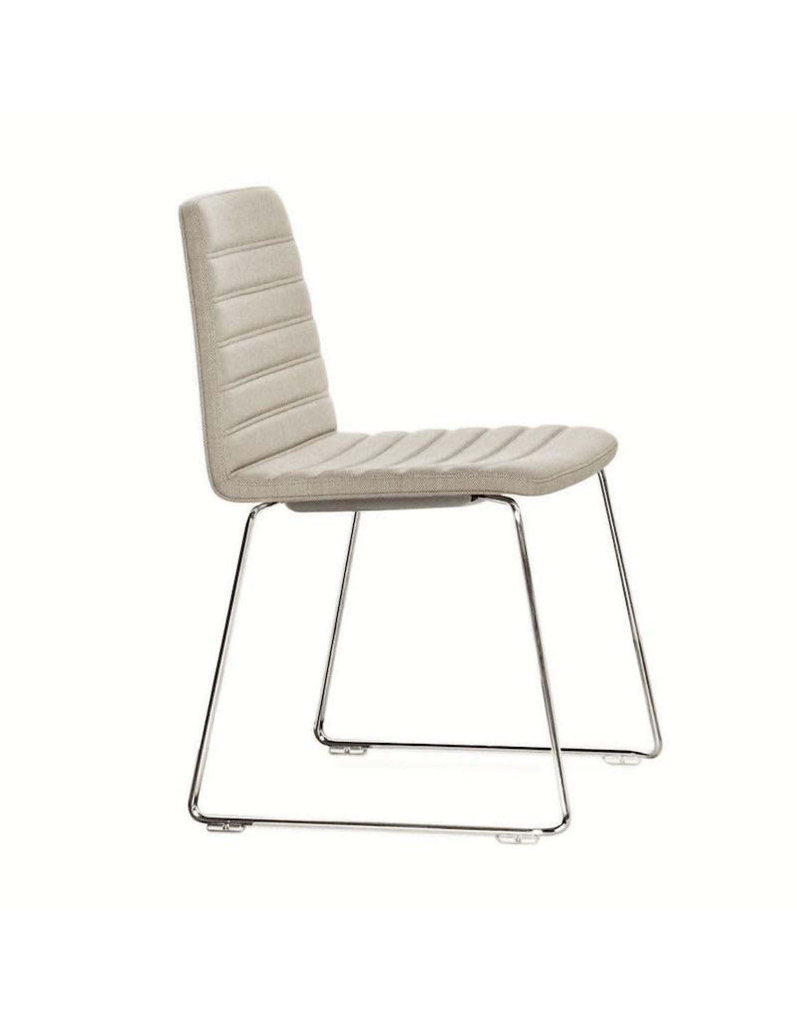 PAUSTIAN SPINAL CHAIR 44 可叠放镀铬椅子