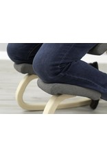 VARIABLE BALANS CHAIR IN GREY
