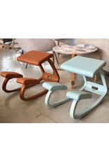 VARIER VARIABLE BALANS KNEELING CHAIR, MONOCHROME IN OXIDE COLOUR