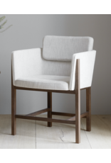 3320 DIN 煙燻橡木椅子