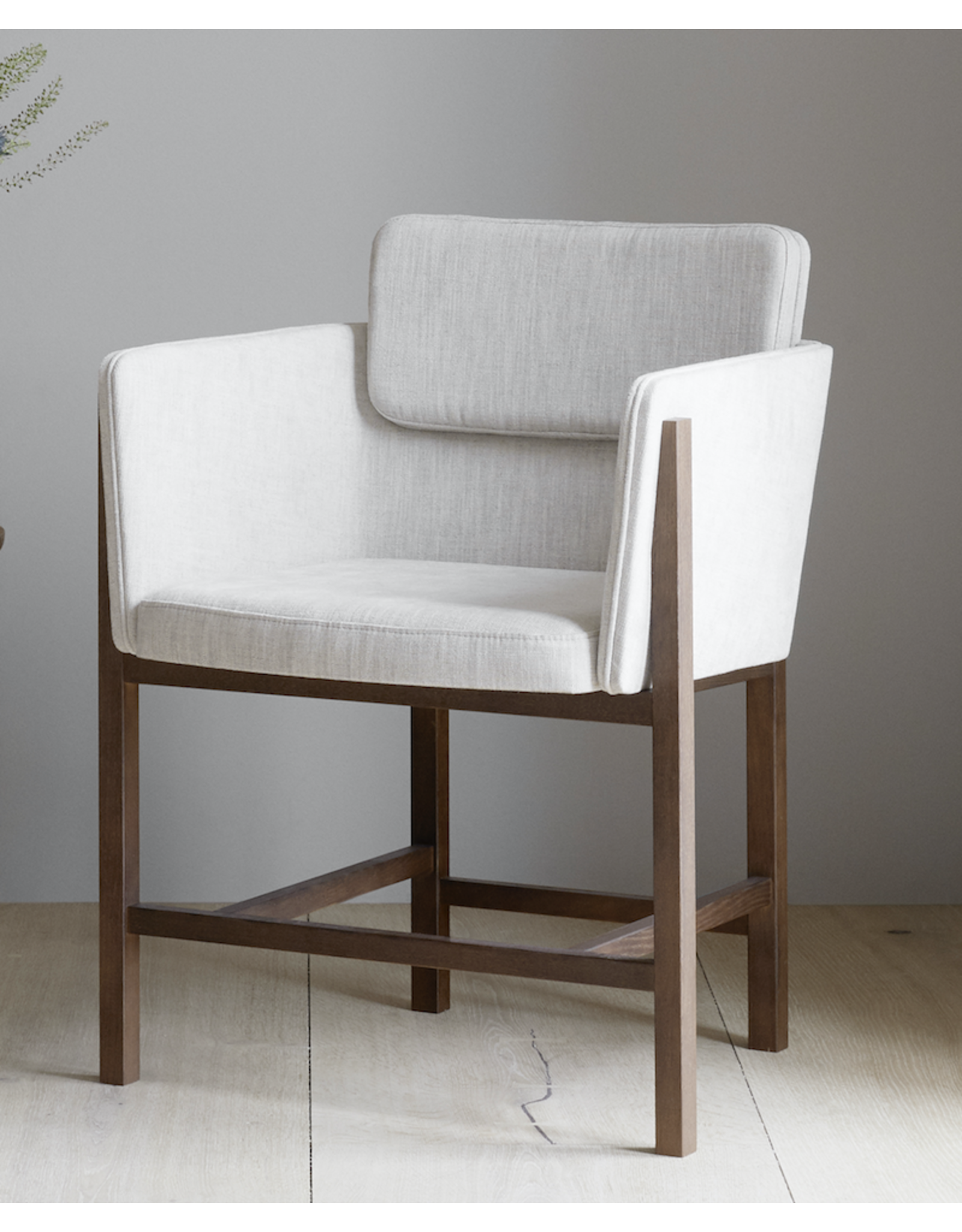 FREDERICIA (DISCONTINUED) 3320 DIN CHAIR IN SMOKED OAK