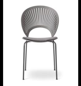 FREDERICIA 3396 TRINIDAD 皮革坐墊椅子