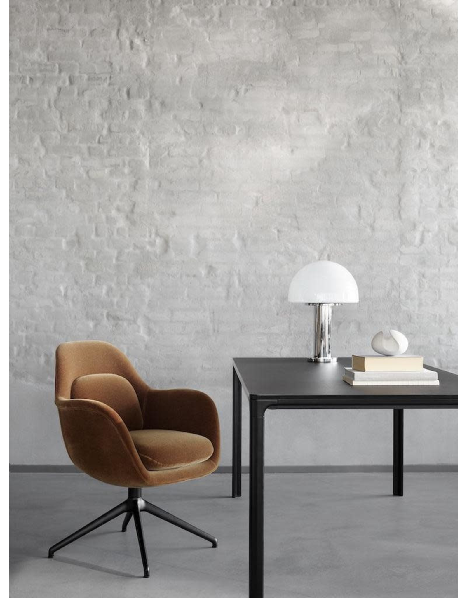 FREDERICIA 1779 SWOON CHAIR SWIVEL BASE